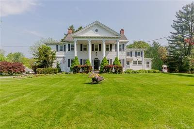 Cortlandt Manor Single Family Home For Sale: 2024 Crompond Road