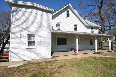 Nanuet Multi Family 2-4 For Sale: 39 Convent Road