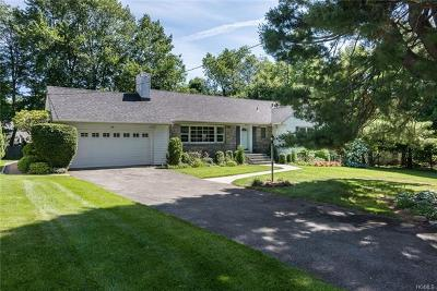Scarsdale NY Single Family Home For Sale: $719,000