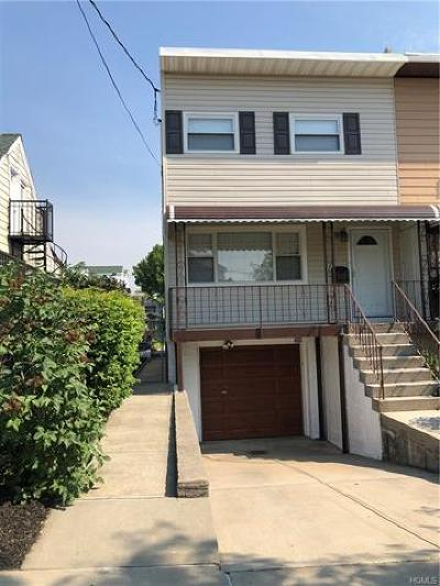 Bronx Single Family Home For Sale: 2227 Virgil Place