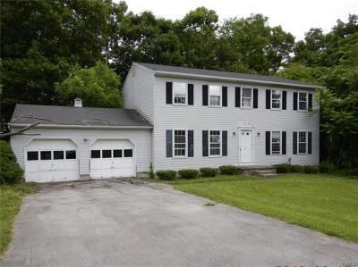 Pleasant Valley NY Single Family Home For Sale: $209,900