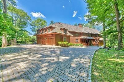 Tuxedo Park Single Family Home For Sale: 95 Cliff Road