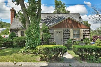 Single Family Home For Sale: 117 Nethermont Avenue