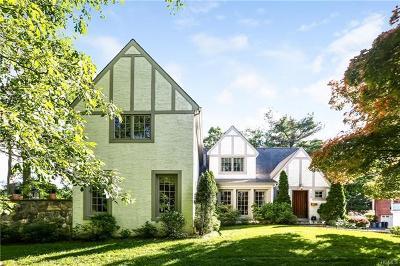 Rye Single Family Home For Sale: 138 Oakland Beach Avenue