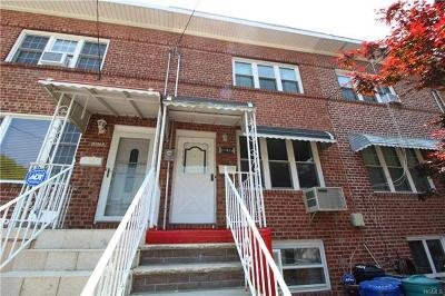 Bronx Single Family Home For Sale: 2782 Miles Avenue #A