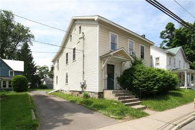 Red Hook Multi Family 2-4 For Sale: 7437 South Broadway