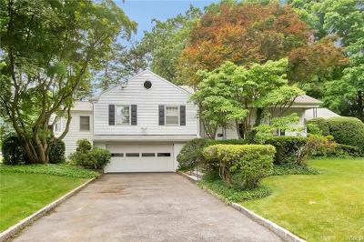 Eastchester Single Family Home For Sale: 69 Lakeshore Drive