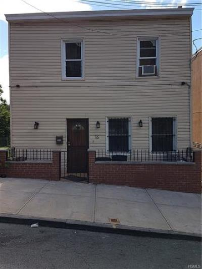 Yonkers Single Family Home For Sale: 76 Orchard Street