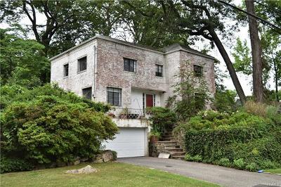 Larchmont Single Family Home For Sale: 29 Iselin Terrace