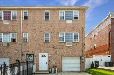 Bronx Multi Family 2-4 For Sale: 413 Castle Hill Avenue