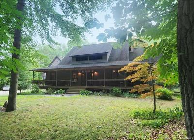 Bloomingburg Single Family Home For Sale: 20 Roe Road