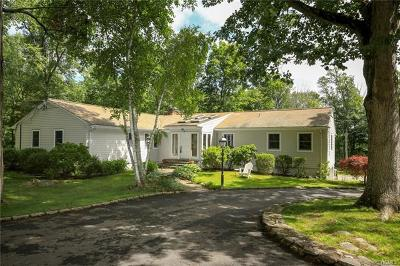 Westchester County Single Family Home For Sale: 96 Horseshoe Hill Road