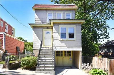 Yonkers Multi Family 2-4 For Sale: 26 Roosevelt Street