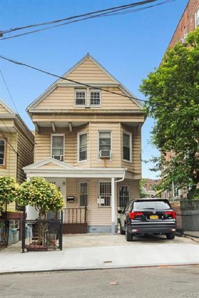 Bronx Multi Family 2-4 For Sale: 2998 Perry Avenue