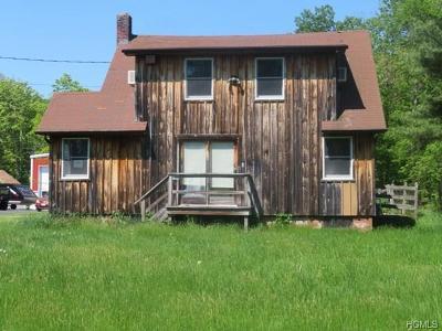 Ellenville Single Family Home For Sale: 608 Oak Ridge Road