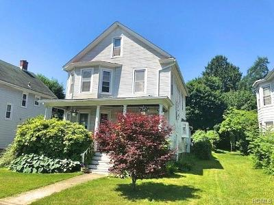 Dutchess County Single Family Home For Sale: 106 Fairview Avenue