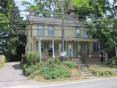 Slate Hill Single Family Home For Sale: 2781 Route 6