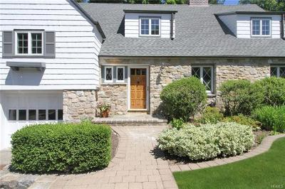 Scarsdale NY Single Family Home For Sale: $1,274,000