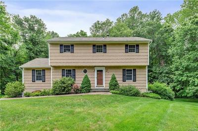Armonk Single Family Home For Sale: 21 Byram Lake Road