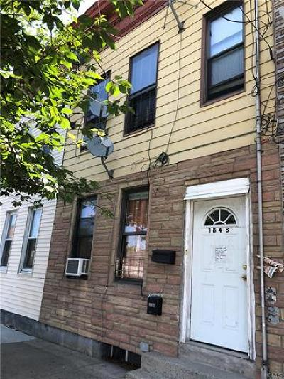 Bronx Multi Family 2-4 For Sale: 1848 Unionport Road