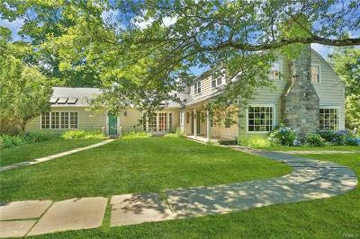 Westchester County Single Family Home For Sale: 7 Barnes Road