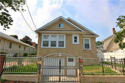Bronx Single Family Home For Sale: 2237 Strang Avenue