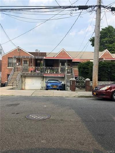 Bronx NY Multi Family 2-4 For Sale: $250,000