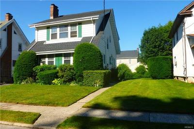New Rochelle Single Family Home For Sale: 14 Fern Street
