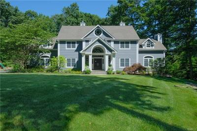 Chappaqua Single Family Home For Sale: 8 Brittany Court