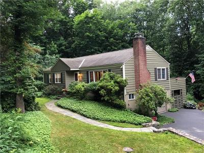 Croton-On-Hudson Single Family Home For Sale: 231 Cleveland Drive