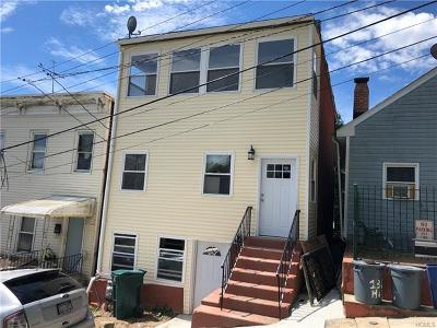 Yonkers Multi Family 2-4 For Sale: 138 High Street