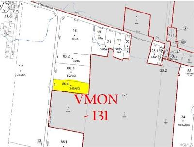 Monticello Commercial For Sale: Hamilton Road