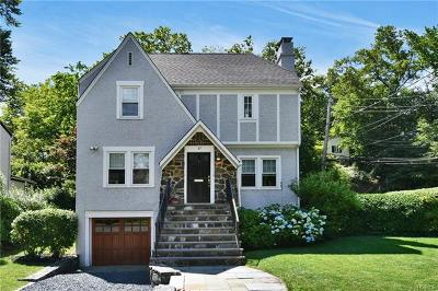 Larchmont Single Family Home For Sale: 37 Shadow Lane