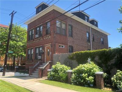 Bronx NY Multi Family 2-4 For Sale: $1,095,000