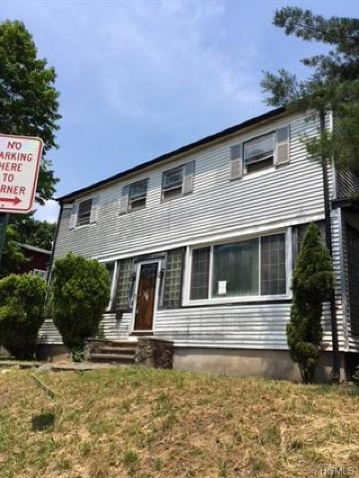 Westchester County Single Family Home For Sale: 716 Loomis Avenue