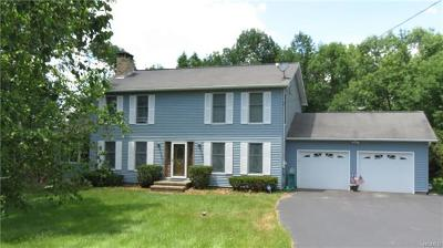 Narrowsburg Single Family Home For Sale: 7996 State Route 52