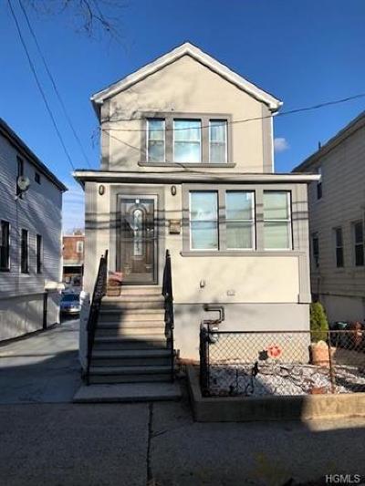 Bronx Single Family Home For Sale: 4312 Grace Avenue