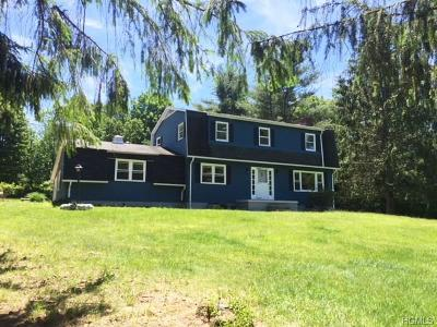 Single Family Home For Sale: 3 Sawmill Road