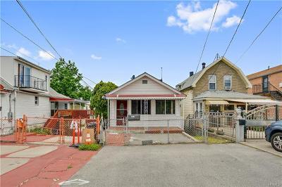 Bronx Single Family Home For Sale: 2011 Gildersleeve Avenue