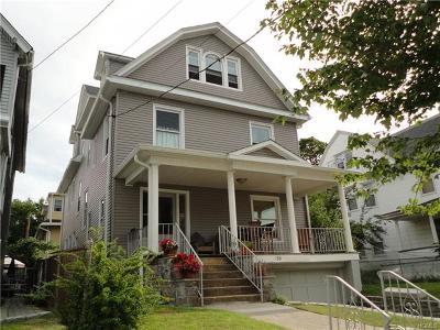 Mount Vernon Multi Family 2-4 For Sale: 138 Chester Street