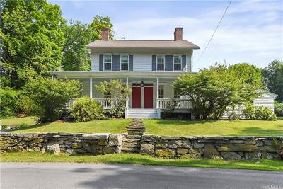 Westchester County Single Family Home For Sale: 55 Chapel Road