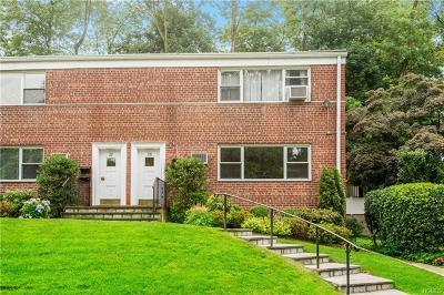 Bronxville Condo/Townhouse For Sale: 20 Oregon Avenue #A