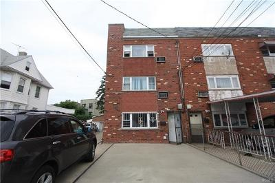 Bronx NY Multi Family 2-4 For Sale: $650,000