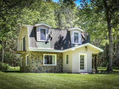 Barryville Single Family Home For Sale: 600 Hallock Road