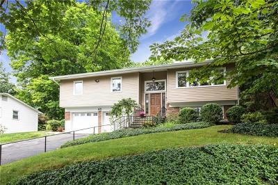 Croton-on-hudson Single Family Home For Sale: 45 Morningside Drive