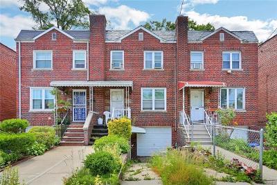 Bronx Single Family Home For Sale: 2443 Throop Avenue