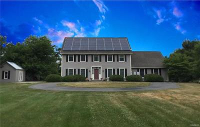 Blooming Grove Single Family Home For Sale: 155 Tuthill Road