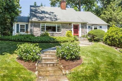 Mount Vernon Single Family Home For Sale: 160 Douglas Place