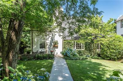 Bronxville Single Family Home For Sale: 87 Kensington Road