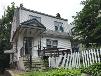 Yonkers Multi Family 2-4 For Sale: 98 Convent Place